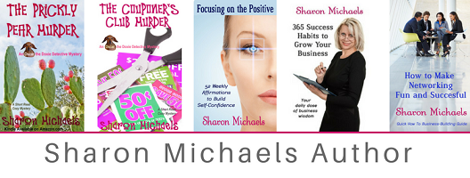Sharon Michaels Author - newsletter sign up form