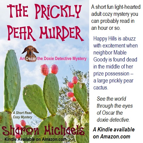 The Prickly Pear Murder
