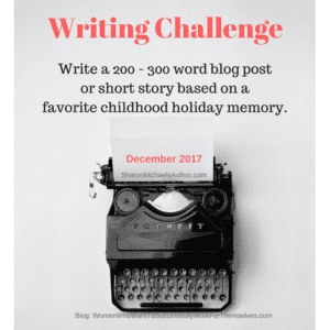 Writing Challenge - December 2017
