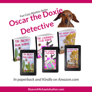 Oscar the Doxie Detective Series