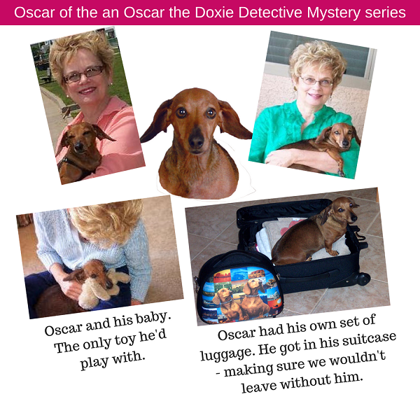 Oscar the Doxie Detective Book 4
