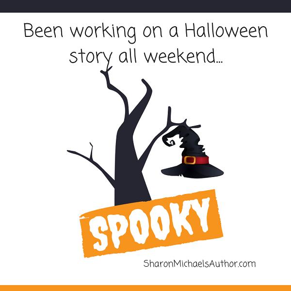 Halloween story coming soon