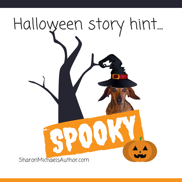 Halloween story hint