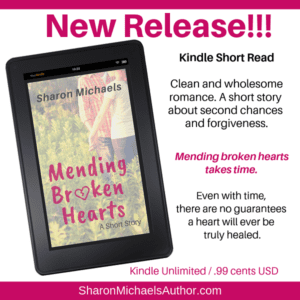 Mending Broken Hearts - Short Story