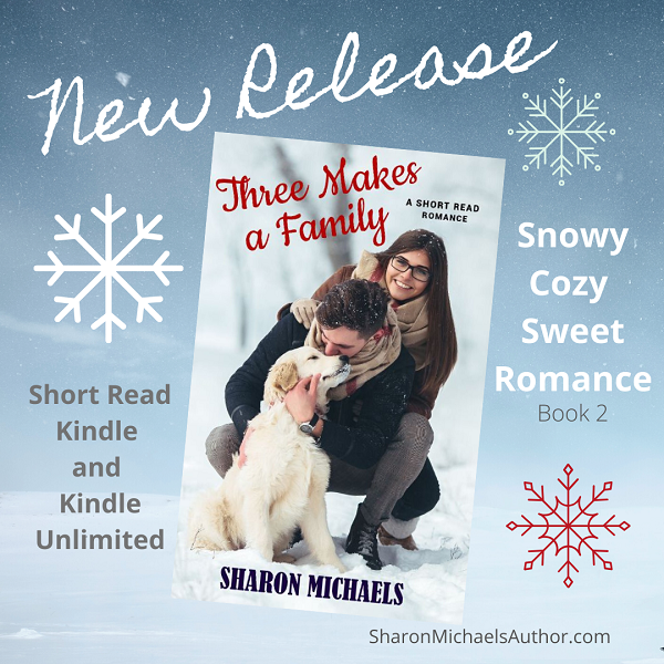Three Makes a Family New Release