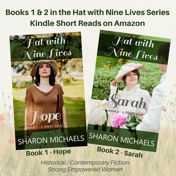 Hat with Nine Lives - Books 1 and 2