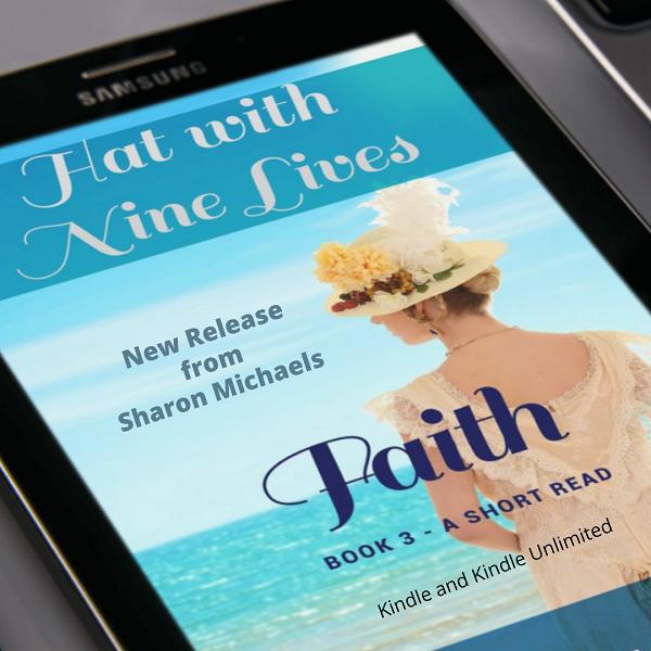 Hat with Nine Lives: Faith - Book 3