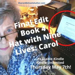 Hat with Nine Lives: Carol
